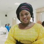 Mademoiselle Diyane APOU TRAORE élue Trésorière Générale de la Plateforme Nationale R2250
