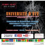 Université d'Eté de Lomé
